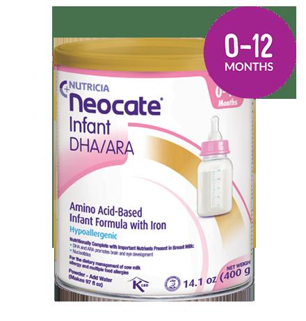 Neocate® Infant DHA/ARA
